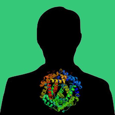 Human PAI-1 (NBD labeled vitronectin reporter mutant latent fraction)